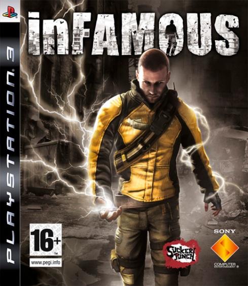 Download Infamous Baixar Jogo Completo Full